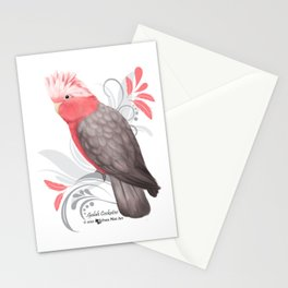 Galah Cockatoo Stationery Cards
