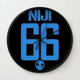 Niji Germa 66 Wall Clock