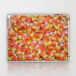 Candy corn | Candy | Halloween Decor | Happy Halloween Laptop & iPad Skin