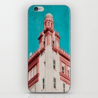 building iPhone & iPod Skins featuring Building by Sweet Moments Captured
