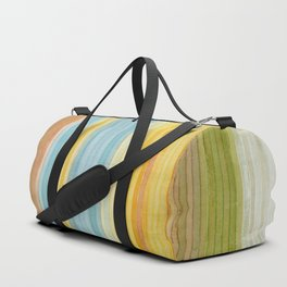 Colorbands Yellowstone Yellow Duffle Bag