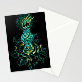 loves end Stationery Cards