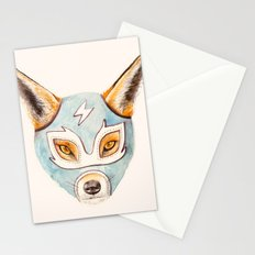 Andrew, the Fox Wrestler Stationery Cards