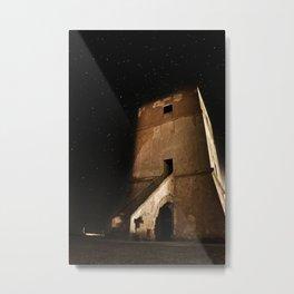 Torre di Nubia Metal Print