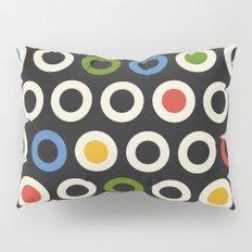 Circle Pattern Pillow Sham