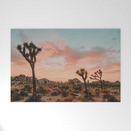 Joshua Tree IX / California Desert Welcome Mat