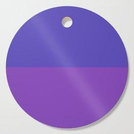 Lavender Cutting Board