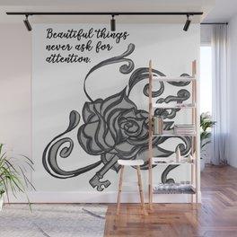 Beautiful Things Wall Mural