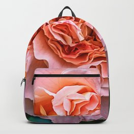Beauty of a rose Backpack