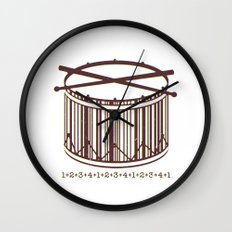4/4 time  Wall Clock