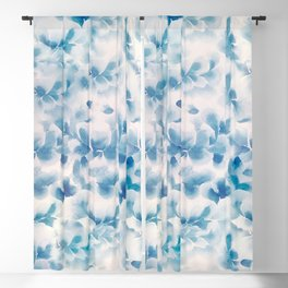 Blu Blackout Curtain
