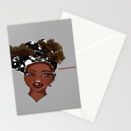 Afrique Chique Stationery Cards