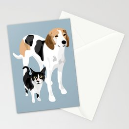 Kitten and Lulu Stationery Cards