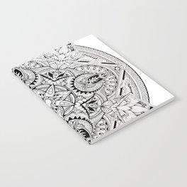 Lost Mandala  Notebook