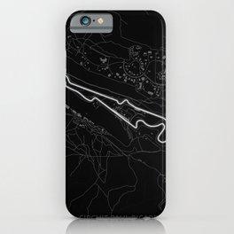Circuit Paul Ricard iPhone Case