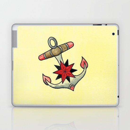 Anchor #2 Laptop & iPad Skin