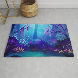 Magic Forest Rug