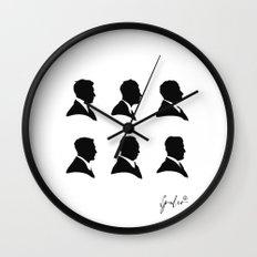 The Kosha Nostra Wall Clock