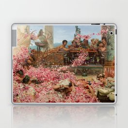 The Roses Of Heliogabalus By Sir Lawrence Alma Laptop & iPad Skin