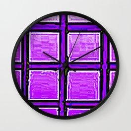 Lockdown Wall Clock