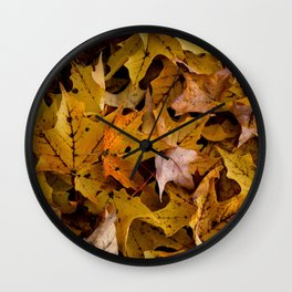 Punctured Wall Clock