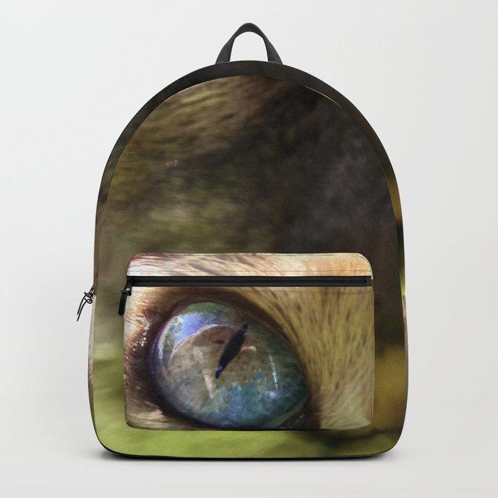 Cat's Eye Spy Backpack