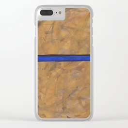 signo 8 Clear iPhone Case