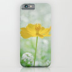 Yellow Bloom Slim Case iPhone 6s