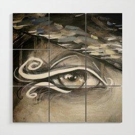 Eyes of the World Wood Wall Art