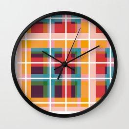 Geometric Shape 07 Wall Clock