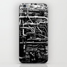 Airplane Engine iPhone Skin
