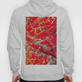 chaos structure Hoody