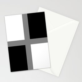 Mulatto flag multiracial people Stationery Cards