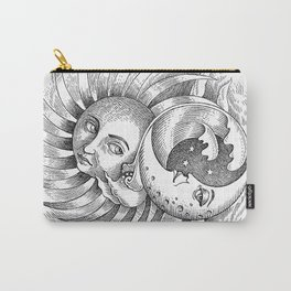 Moon and Sun Carry-All Pouch