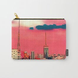 Sao Paulo - Art Carry-All Pouch