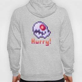 Hurry Von Death Ghost Hoody