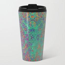 magic mandala 41 #magic #mandala #decor Travel Mug