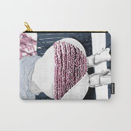 Frou-frou Carry-All Pouch