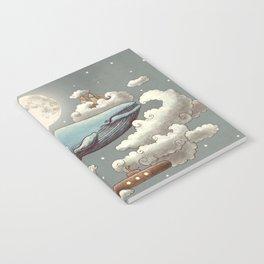 Ocean Meets Sky Notebook