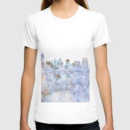 Memphis Skyline Tennessee T-shirt