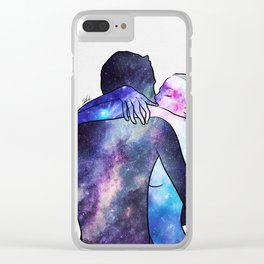 Just you gave me that feeling. Clear iPhone Case