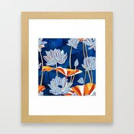 Bold Botanical Framed Art Print