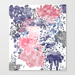 Splotch Canvas Print