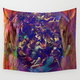 The Age of Light Wall Tapestry