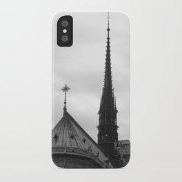 Paris 003 iPhone Case