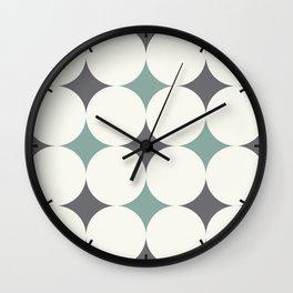 Science Lab Wall Clock