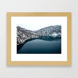 Kachemak Bay Framed Art Print