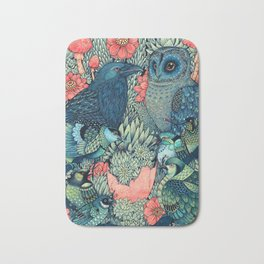 Cosmic Egg Bath Mat