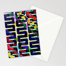 Rainbow Snake no.2 Stationery Cards