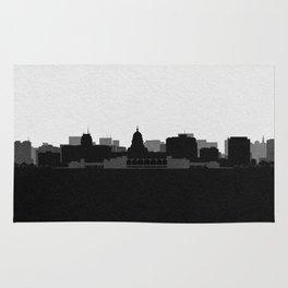 City Skylines: Madison Rug